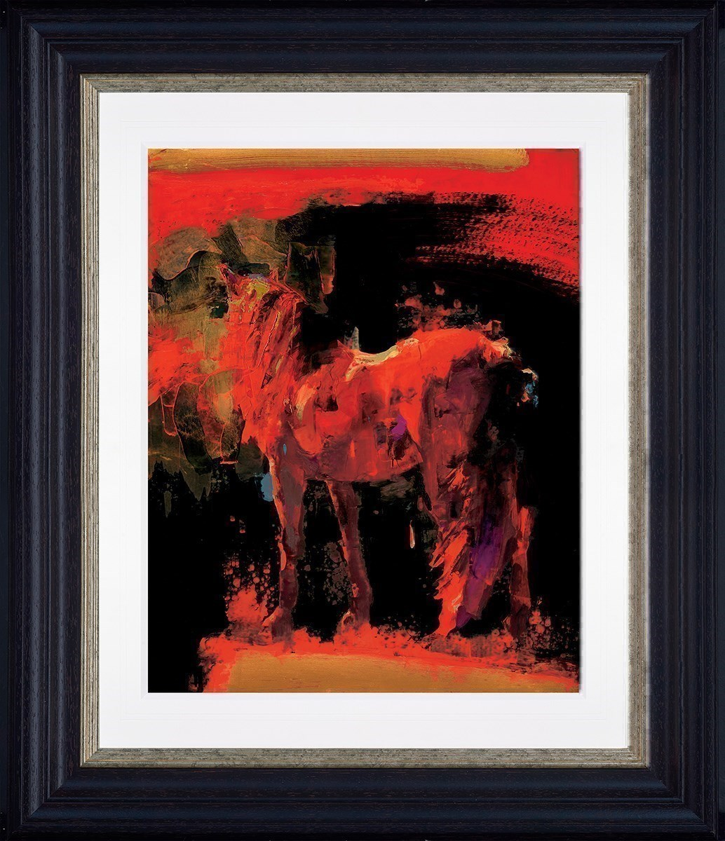 Newton Series II Red's B  by Christian Hook - Limited Edition on Paper sized 20x25 inches. Available from Whitewall Galleries